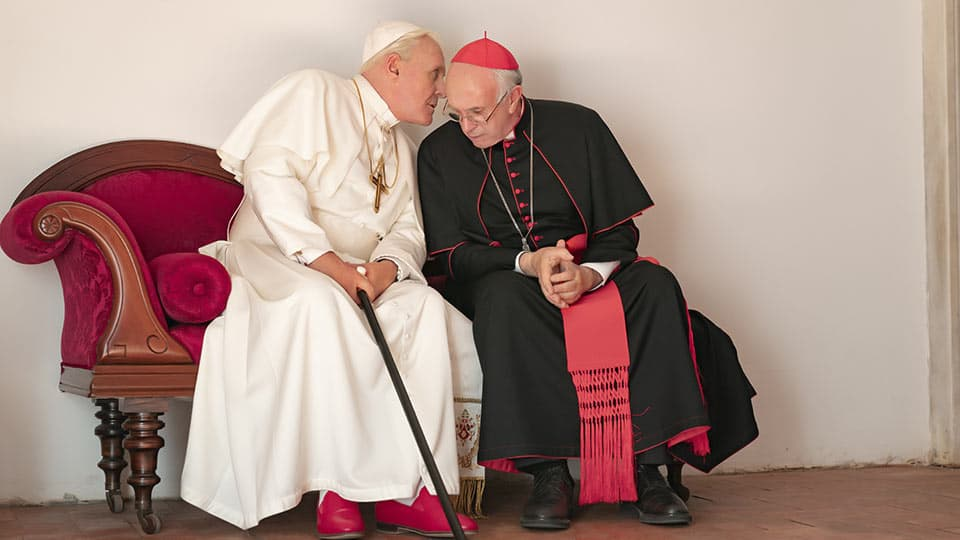 The Two Popes (2019) • Screenplay