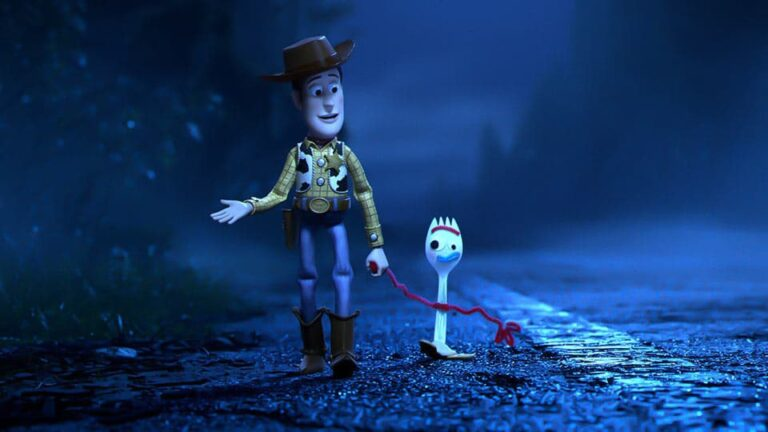 Toy Story 4 (2019) • Screenplay