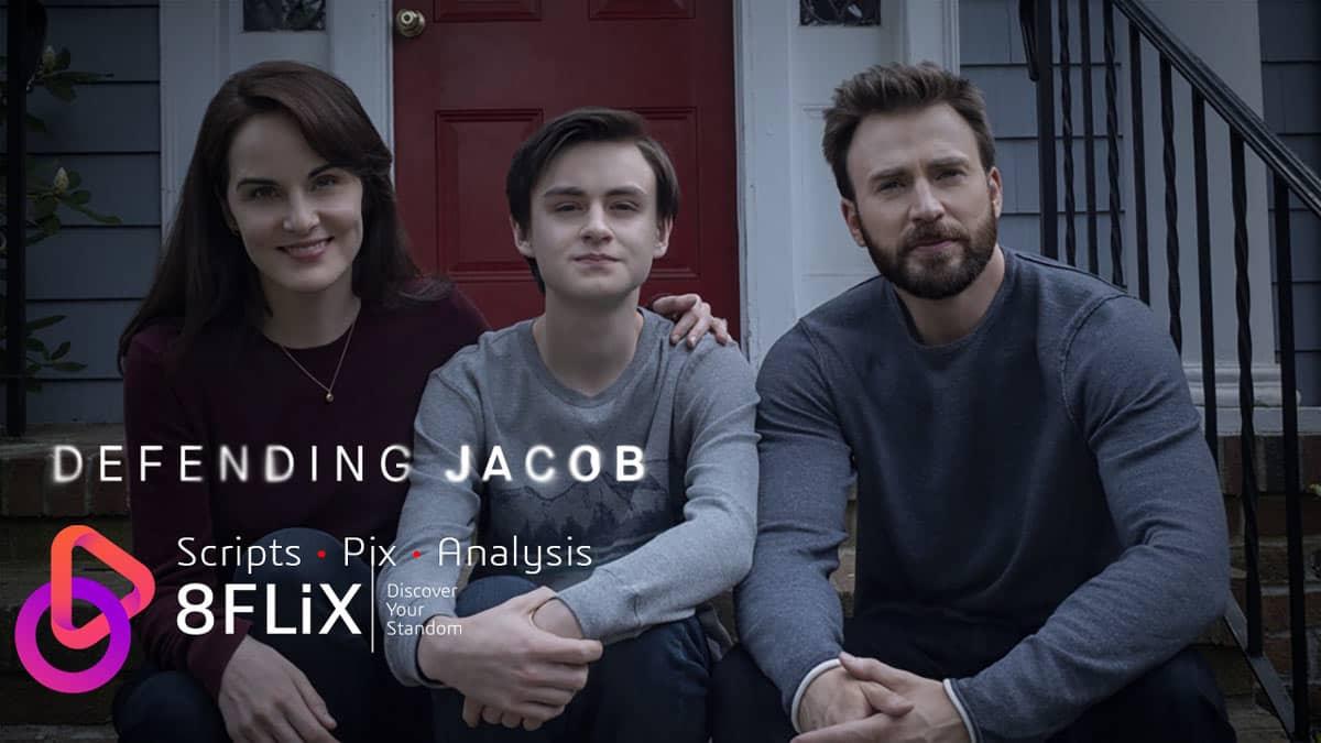 Read the Defending Jacob scripts and transcripts