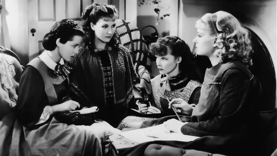 Little Women (1933) • Screenplay
