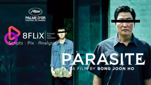 The Parasite screenplay and script