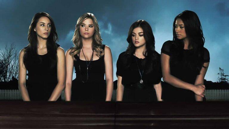 Pretty Little Liars • Season 1 (Ep.1-11)