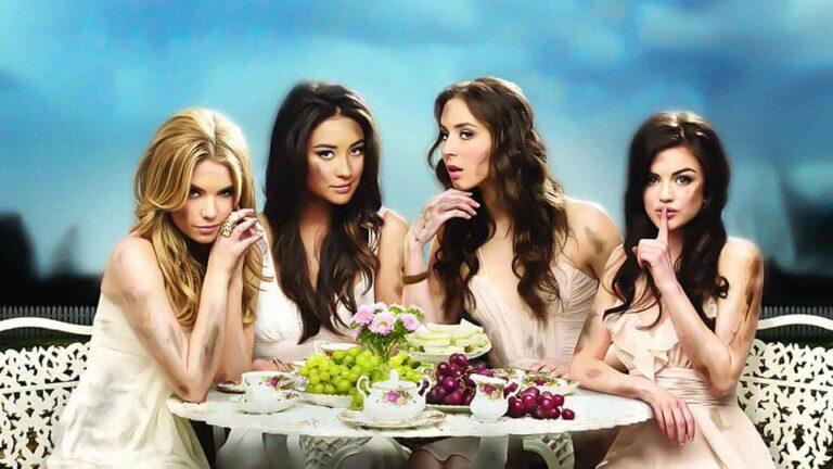 Pretty Little Liars • Season 2 (Ep.1-13)