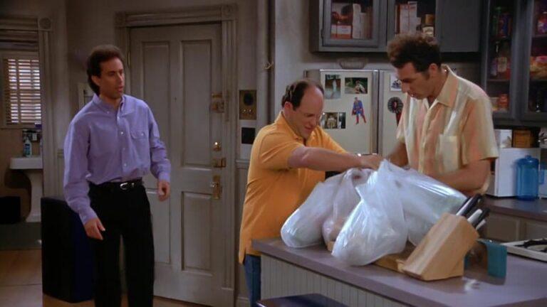 Seinfeld – 'The Mango' (1993) • Teleplay