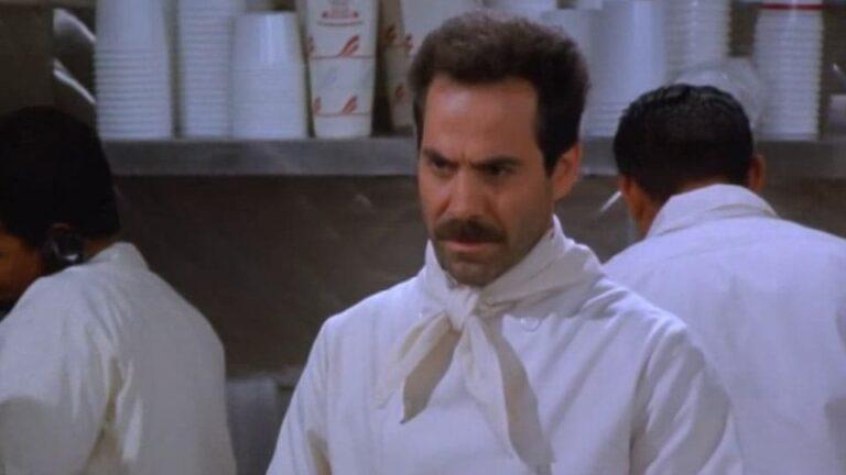 Seinfeld – 'The Soup Nazi' (1995) • Teleplay