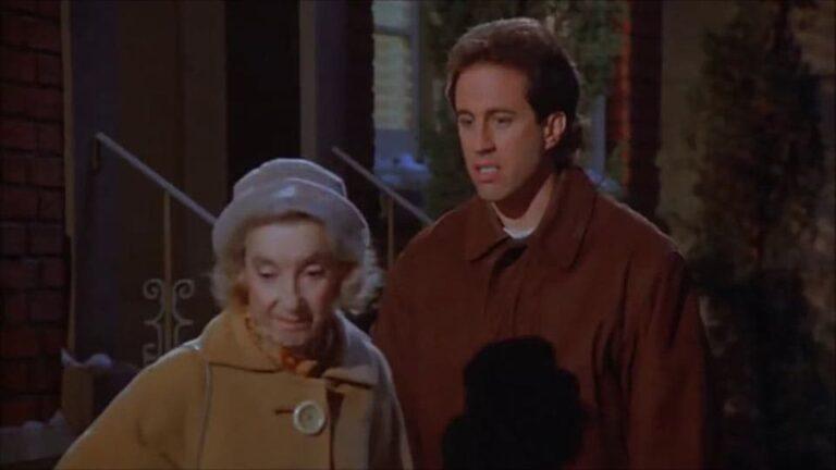 Seinfeld – 'The Rye' (1996) • Teleplay