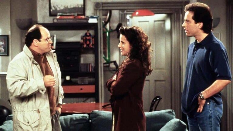 Seinfeld – 'The Summer of George' (1997) • Teleplay