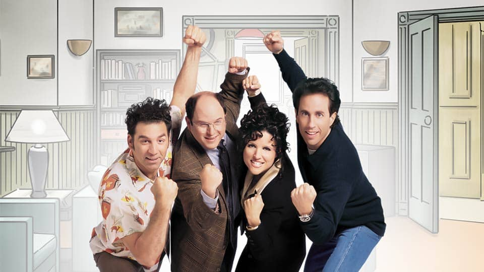 Read the official Seinfeld scripts and teleplays