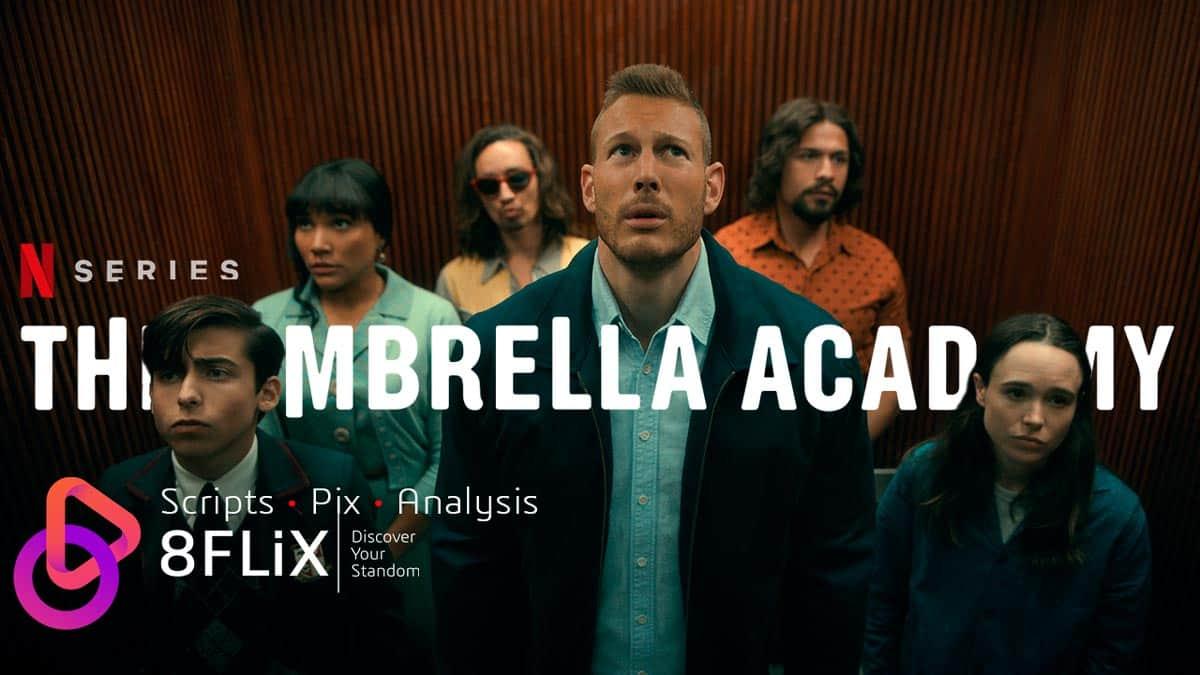 Read the Umbrella Academy scripts and transcripts