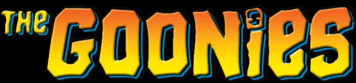 The Goonies movie logo