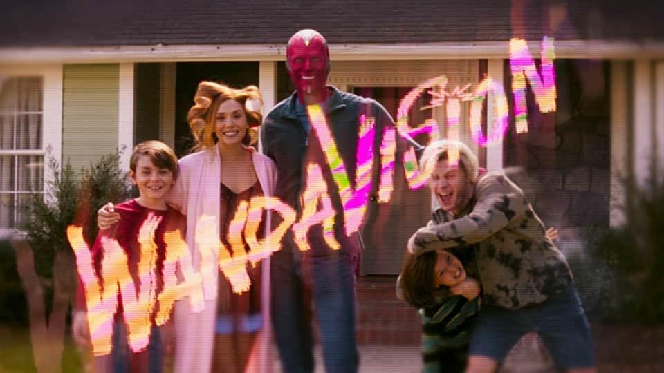 WandaVision – 'All-New Halloween Spooktacular!' (2021) • Teleplay
