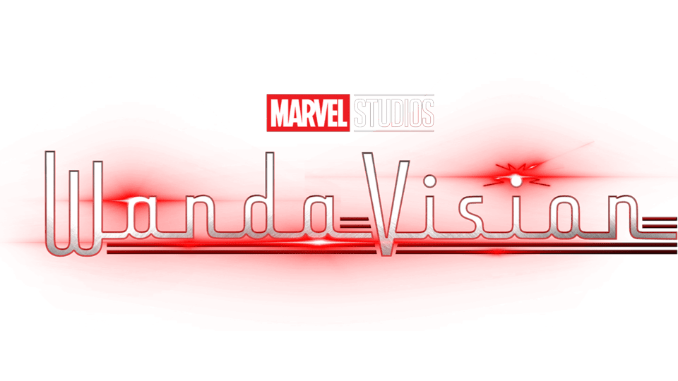 The WandaVision series logo