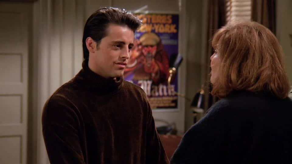 Friends – 'The One With the Boobies' (1995) • Teleplay