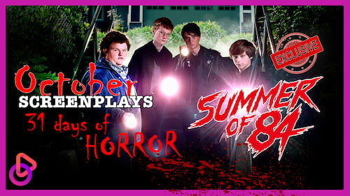 31 Days of Horror screenplays at 8FLiX. Watch the trailer at YouTube
