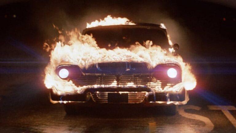 Christine (1983) • Screenplay