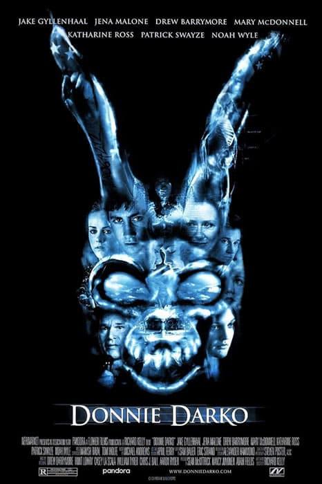 The Donnie Darko movie poster