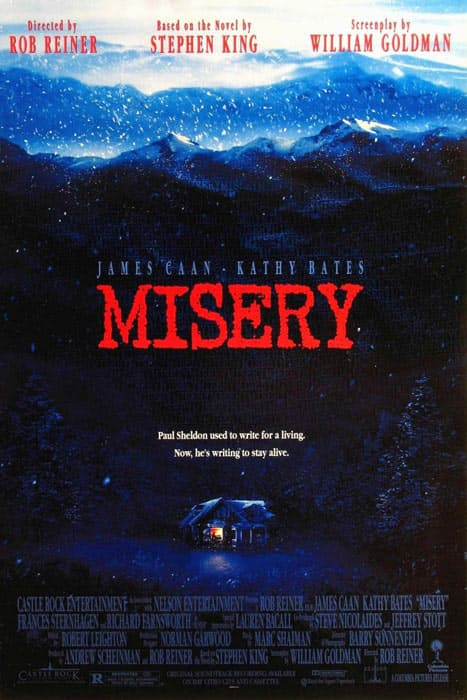 The Misery movie poster