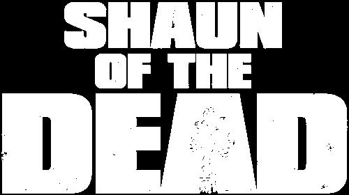 The Shaun of the Dead movie logo