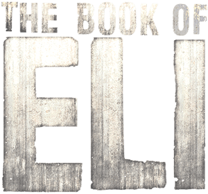 The Book of Eli movie logo