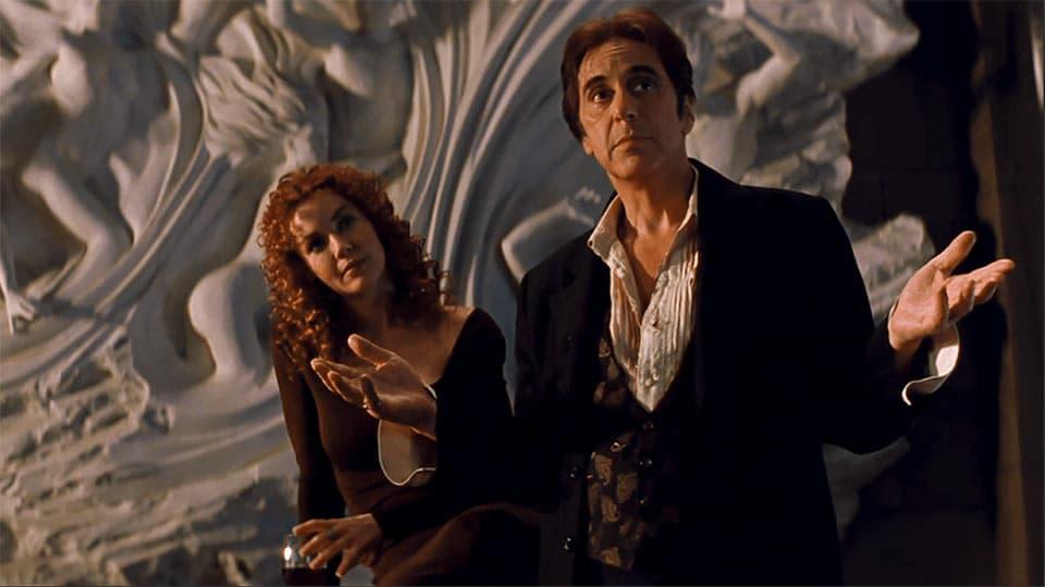 The Devil's Advocate (1997) • Screenplay